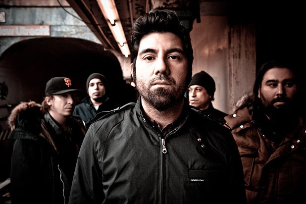 Deftones - Perfect mix of power and intensity