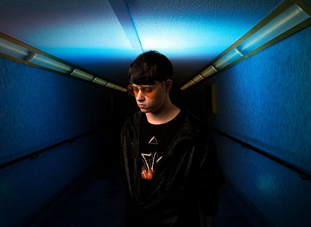 Rustie to follow-up Sunburst EP with full-length release on Warp
