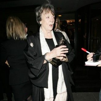Downton Abbey star Dame Maggie Smith