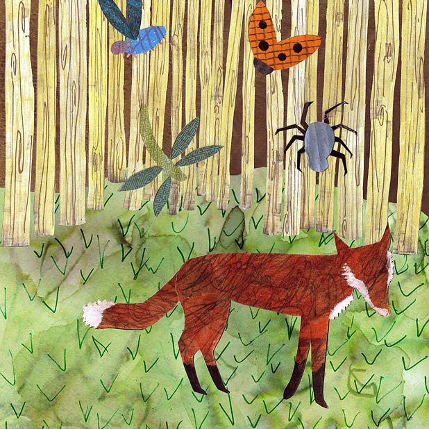 Scottish Opera and the RSAMD stage production of The Cunning Little Vixen