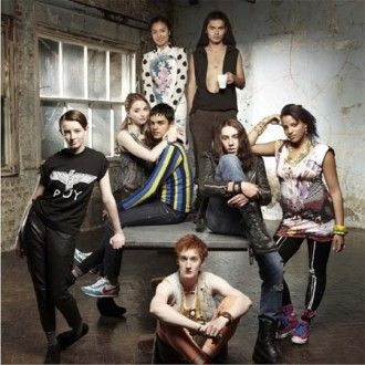 The new Skins cast