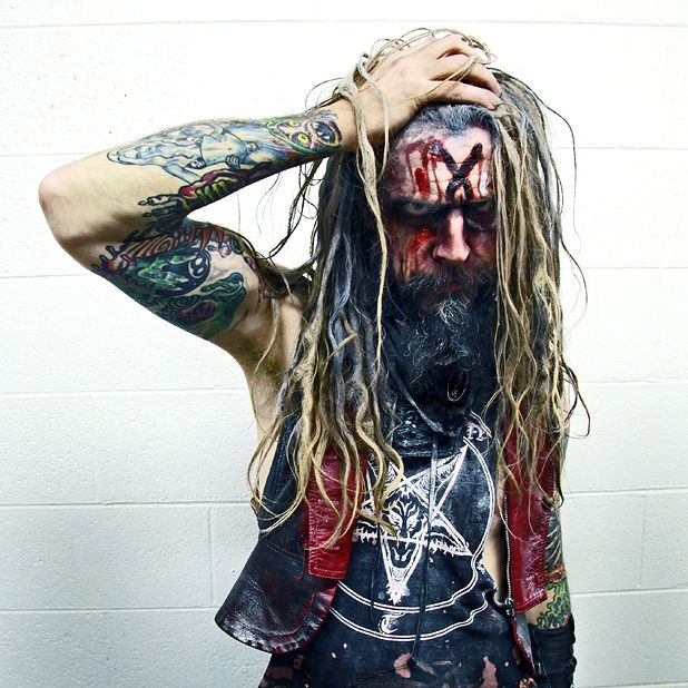 Shock rocker and horror film director Rob Zombie - full interview transcript