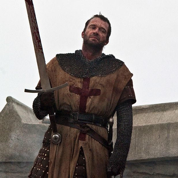 James Purefoy, star of Solomon Kane, discusses his new medieval siege movie Ironclad.