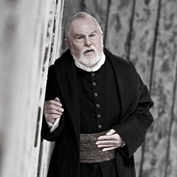 Sir Derek Jacobi ready to tackle role of King Lear