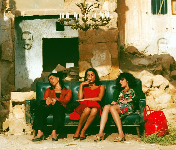 Reel Festivals: Syria and Lebanon