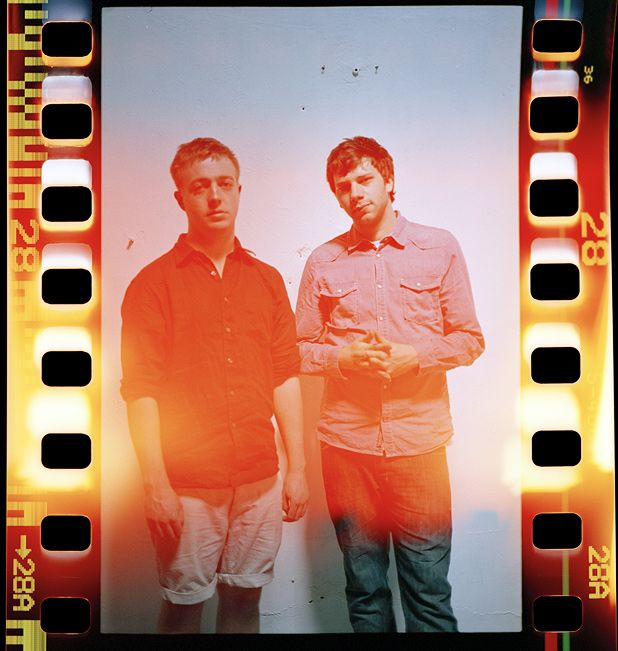 Mount Kimbie interview