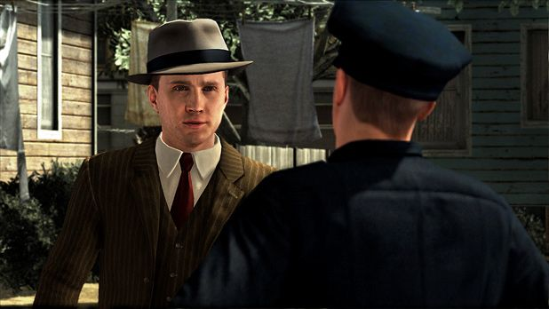 LA Noire features Mad Men's Aaron Staton