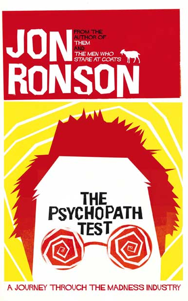 Jon Ronson - The Psychopath Test (review)