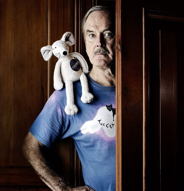 John Cleese interview