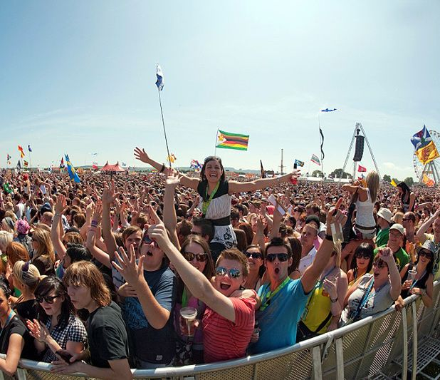 Timeline - Summer music festivals 2011 from Scotland and beyond