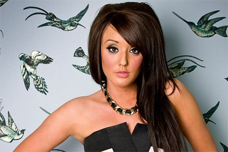 Charlotte Crosby's naked blunder