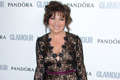 Lorraine Kelly puts her 25-year career in the TV industry own to ...