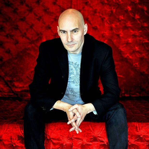Supergods - Grant Morrison interview