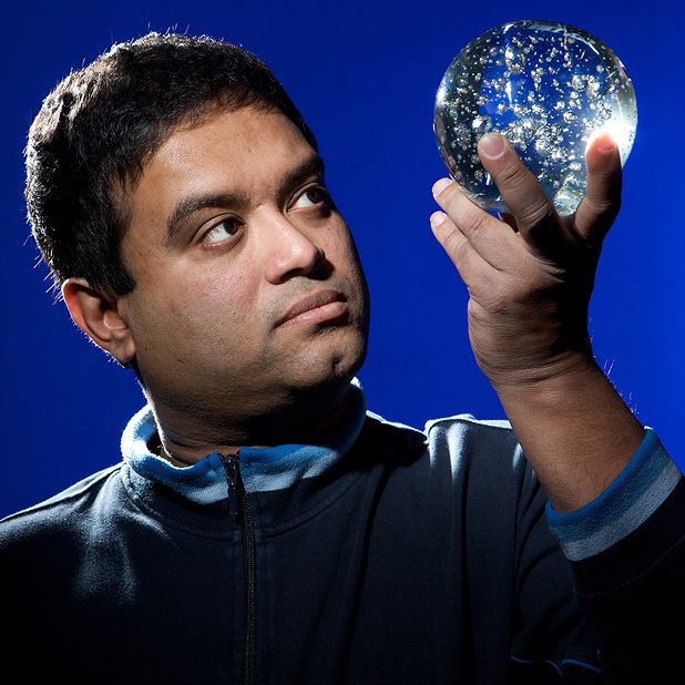 My Comedy Hero: Paul Sinha on Daniel Kitson