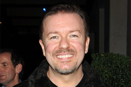 Ricky Gervais says no more Idiot Abroad