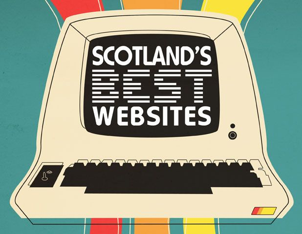 The best Scottish websites