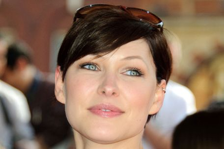 Emma Willis thinks Charlie Sheen would be