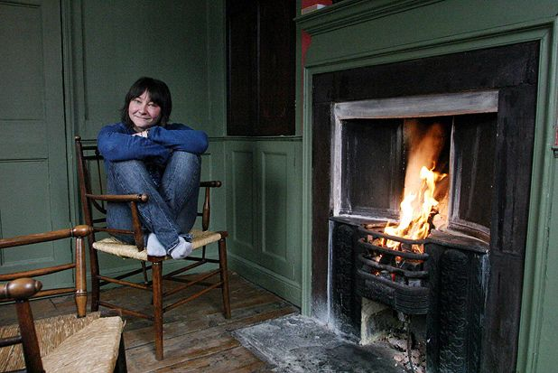 Interview: Ali Smith - There but for the