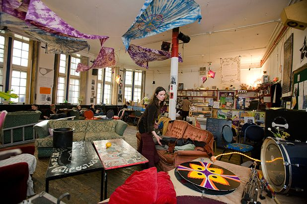 Edinburgh arts institution the Forest Cafe gears up for its final Fringe