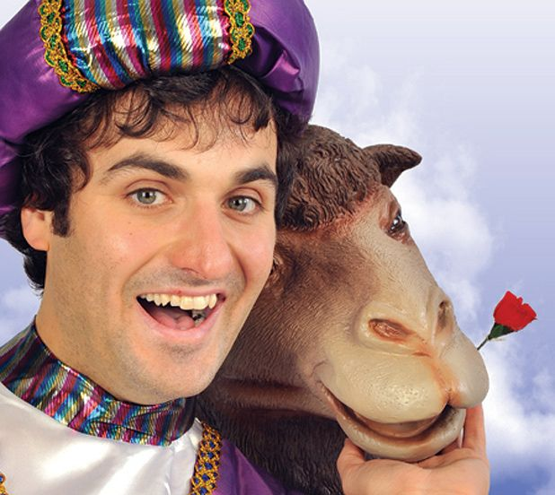 Patrick Monahan: Stories And Fairytales Of Travels For Kids Who Dance Like Camels