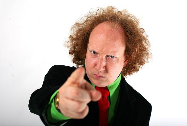 Andy Zaltzman: Armchair Revolutionary