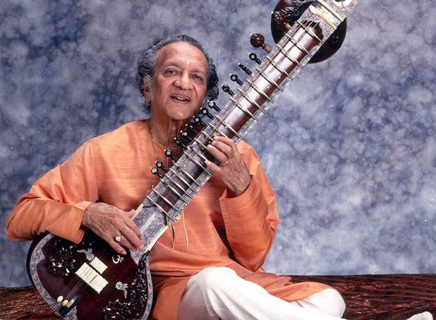 Ravi Shankar - Usher Hall, Edinburgh, Mon 22 Aug