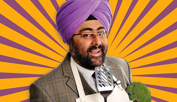 Chat Masala with Hardeep Singh Kohli