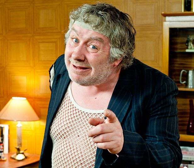 Rab C Nesbitt interview