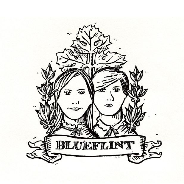 Blueflint - Maudy Tree