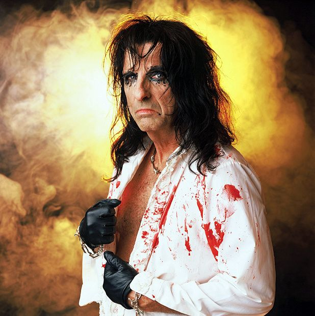 Alice Cooper - SECC: Clyde Auditorium, Glasgow, Mon 31 Oct