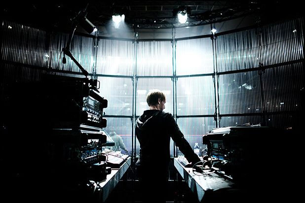 Interview: Richie Hawtin - Plastikman 1.5 tour 2011