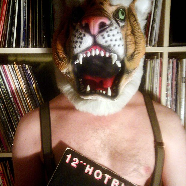 DJ Simon Eilbeck (aka Simonotron) talks about alt.LGBT club night Hot Mess