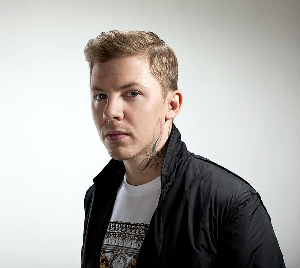 The chart-topping 'Read All About It' rapper Professor Green - interview