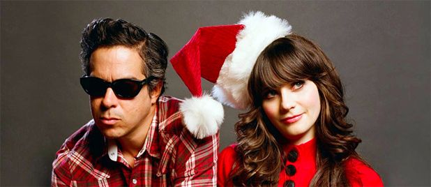 Singles of the month: She & Him's 'Christmas Day' and Laki Mera's 'Crater (Mogwai remix)'