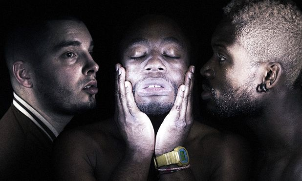 Young Fathers, Sneaky Pete's, Edinburgh, Fri 02 Dec