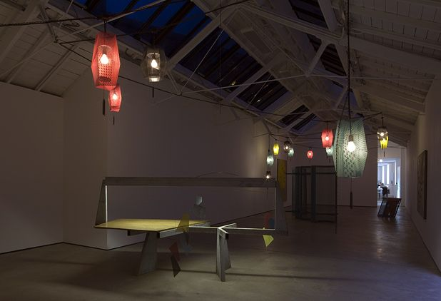The Hot 100 2011 - 7: Martin Boyce on winning the Turner Prize