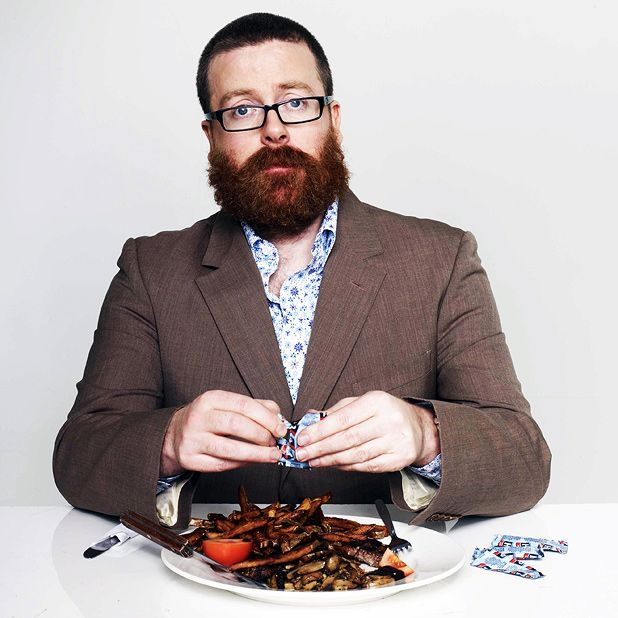 Preview of 2012 - Frankie Boyle
