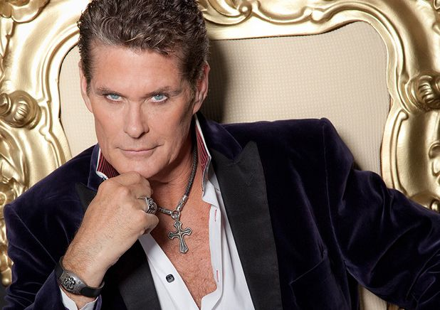 David Hasselhoff - interview