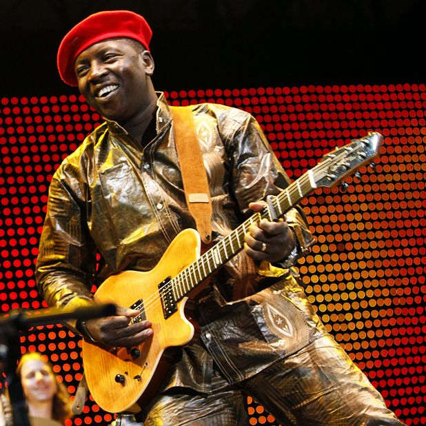 Vieux Farka Touré set for Celtic Connections 2012