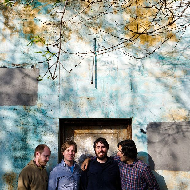 Explosions in The Sky - O2 Academy, Glasgow, Mon 23 Jan