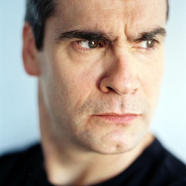 Henry Rollins – Royal Concert Hall, Glasgow, Fri 13 Jan