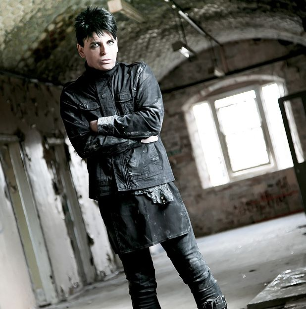 Gary Numan announces UK tour