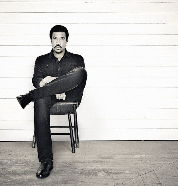 Tuskegee Lionel Richie: Lionel Richie To Perform At Glasgow's SECC In Sept 2012