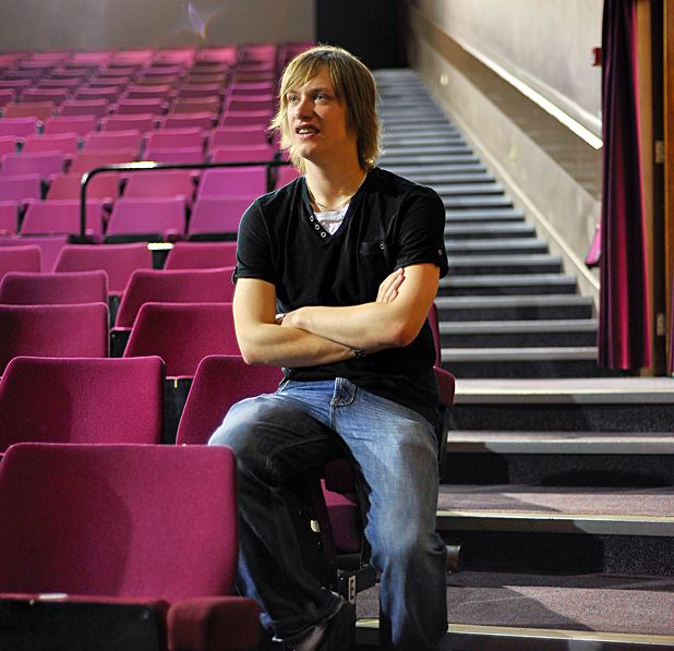 Daniel Sloss on his comedy heroes, Ed Byrne and Tom Stade