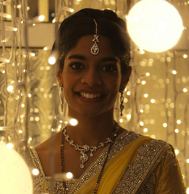 Amara Karan, star of All in Good Time - profile