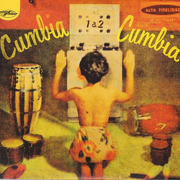 Various Artists - Cumbia Cumbia 1 & 2
