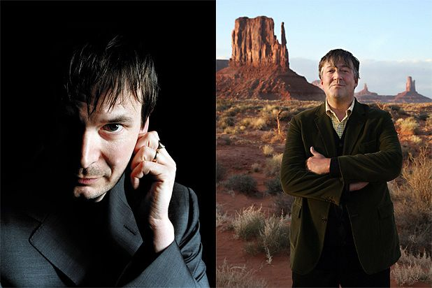 Stephen Fry to produce and star in adaptation of Ian Rankin's Doors Open