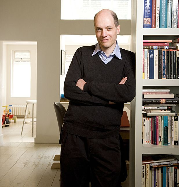 Swiss writer, philosopher and documentarian Alain de Botton - interview