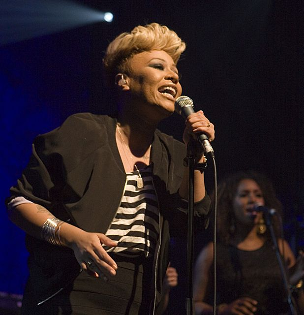 Emeli Sande - Old Fruitmarket, Glasgow, Tue 10 Apr 2012
