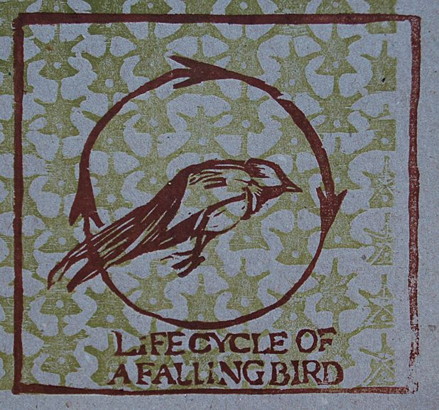 Star Wheel Press - Life Cycle of a Falling Bird